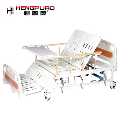 hospital equipment rotating medical nursing bed with cheap prices
