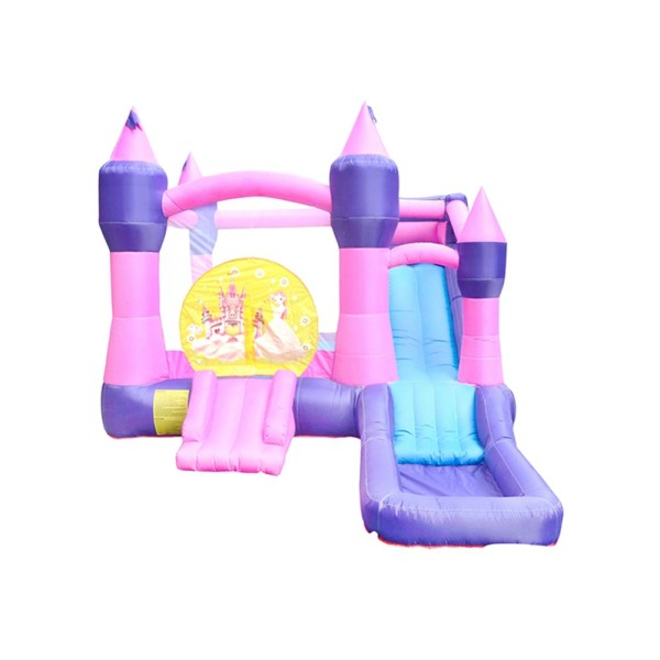 DD62012  Kids Big Bouncy Castle  Inflatable Princess Castle Adult Bounce House