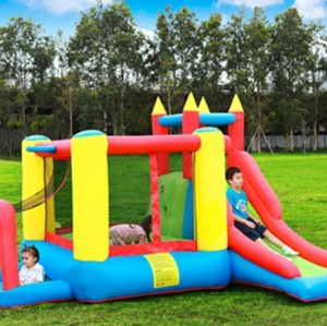 DD62028 Calificado Personalizado Venta Caliente Tela de PVC Interior Castillo Hinchable Fábrica en China