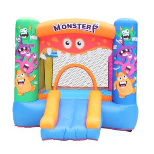 DD62127 New Customized Qualified Oxford Fabric Inflatable Halloween Castle Manufacturer China