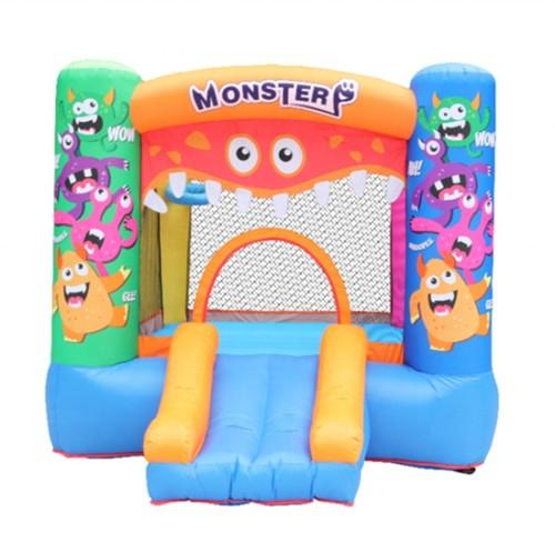 DD62127 Nuevo fabricante de castillo de Halloween inflable de tela Oxford calificado personalizado China