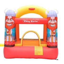 DD62128 Nueva promoción de PVC personalizada Halloween inflable casa de rebote fabricante China