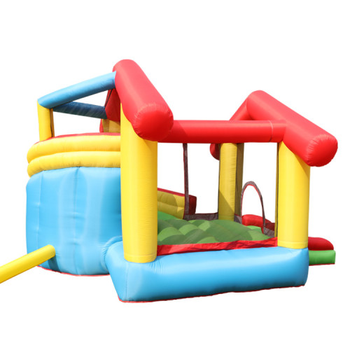 DD62111 New Design Inflatable Fabric Mini Jumping Castle Factory from China