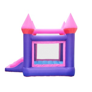 DD62052   Hot Top Quality  PVC Fabric Haunted-House Inflatable Bouncy Castle Factory in China