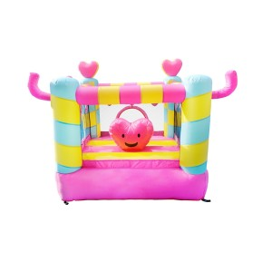DD62096 Hot Selling High Quality OEM Accept Fabric Castle for children Manufacturer in China