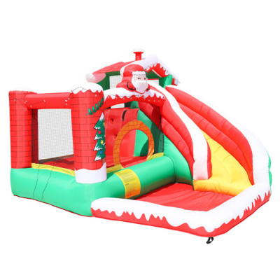 New High Quality christmas Fabric Inflatable Bouncer Blower Manufacturer from China