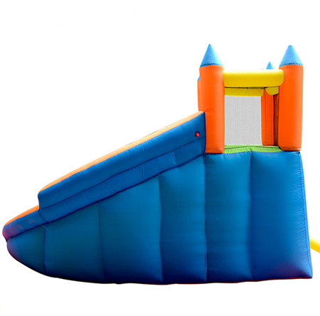 DD63009  Inflatable Slide Bouncer w/Pool Slide Climber  Bounce House