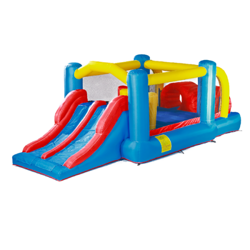 DD62010 Hot Top Quality Custom Design Fabric  Commercial Bouncy Castle Wholesale from China