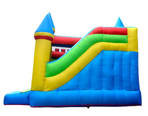 DD62027 Proveedor de castillo inflable comercial personalizado de PVC de tela inflable de moda en China