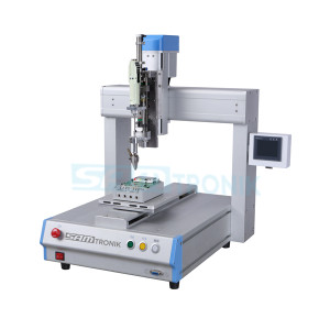 HM6-331 Single slide Desktop screw locking Machine