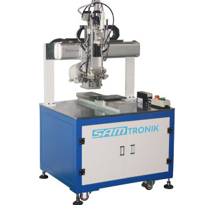 HM9-Fully Automatic Screw lock machine with Self feeding screw system