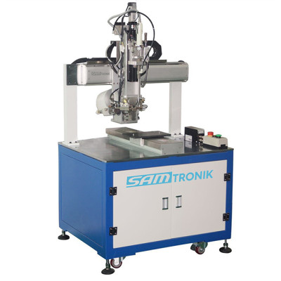 HM9-Fully Automatic Screw lock machine with Self feeding screw system