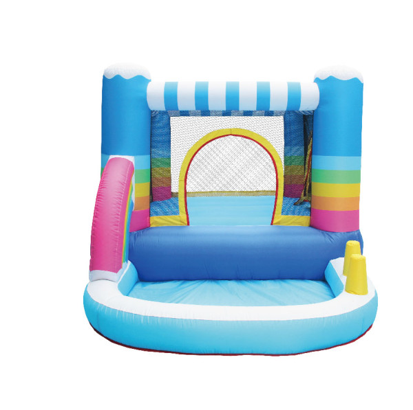 NT-62112 Inflatable Jumping Bouncy Castle with Prices, Adult Combo House Inflatable Bouncer