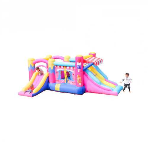 NT-62128  Inflatable Bounce House Bouncy Castle with Air Blower for Kids Party