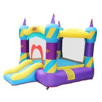 NT-62129 Inflatable Bounce House Bouncy Castle with Air Blower for Kids Party
