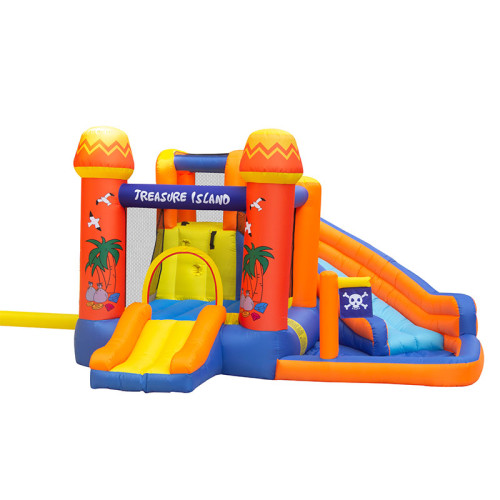 NT-63108  Inflateble Kids Bouncer Party Cheap Business Inflatable Large Bouncy Castle for Sale