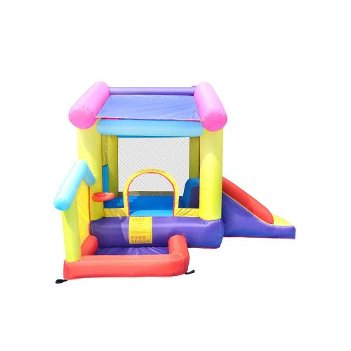 NT-62088 Inflatable Bounce Castle House Kids Party Bouncy House with Air Blower