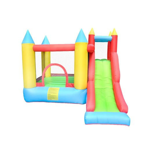 NT-62020  Inflatable Bounce Castle House Kids Party Bouncy House with Air Blower