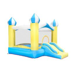 NT-62054 Inflatable home use Bounce Castle House Kids Party Bouncy House with Air Blower