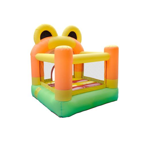 NT-62075  Inflatable Dog Bounce House Bouncy Castle with Air Blower for Kids Party
