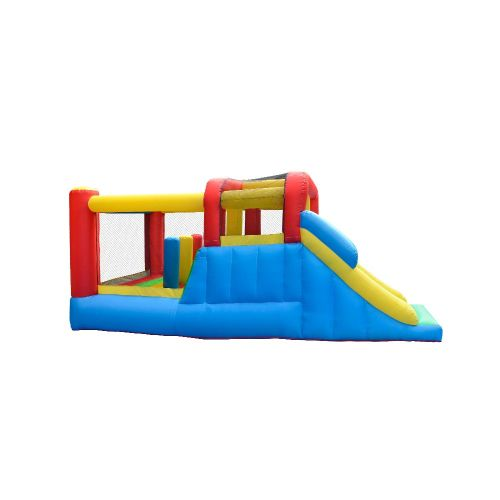 NT-62076  Inflatable Bounce House Bouncy Castle with Air Blower for Kids Party