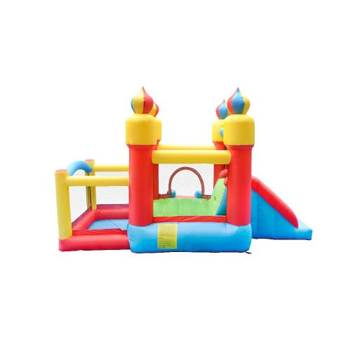 NT-62100  Inflatable Bounce House Bouncy Castle with Air Blower for Kids Party
