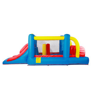 NT-62010  Inflatable Bounce House Bouncy Castle with Air Blower for Kids game Party