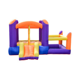 NT-62114 Inflatable Bounce Castle House Kids Party Bouncy House with Air Blower