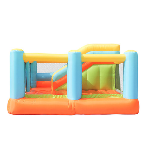 NT-62119  Inflatable Bounce House Bouncy Castle with Air Blower for Kids Party