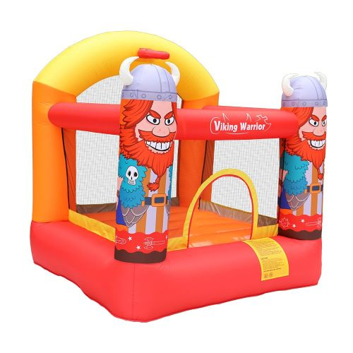 NT-62128 Inflatable Bounce Castle House Kids Party Bouncy House with Air Blower