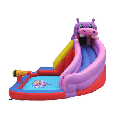 NT-63100 Commercial Inflatable Water Slide Clearance Bounce House Obstacle Course Sale