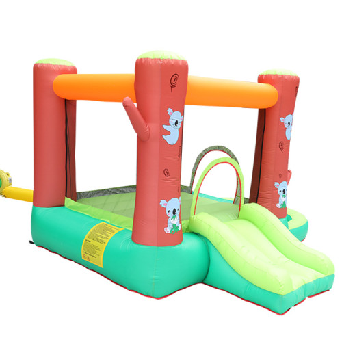 NT-62125  Inflatable Bounce House Bouncy Castle with Air Blower for Kids Party