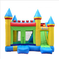 NT-62027  Inflatable Bounce Castle House Kids Party Gaint Bouncy House with Air Blower