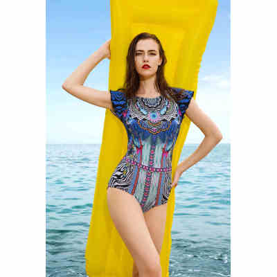 TJ one piece beachwear women