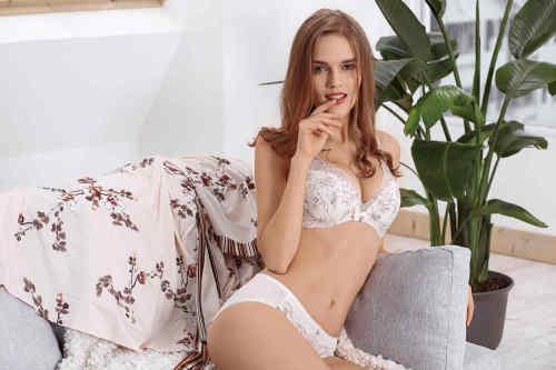TJ Spring love lingerie