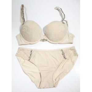 TJ Economic Fashion creamy-white lingerie