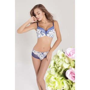 TJ Boutique Fashion blue and pink Lingerie