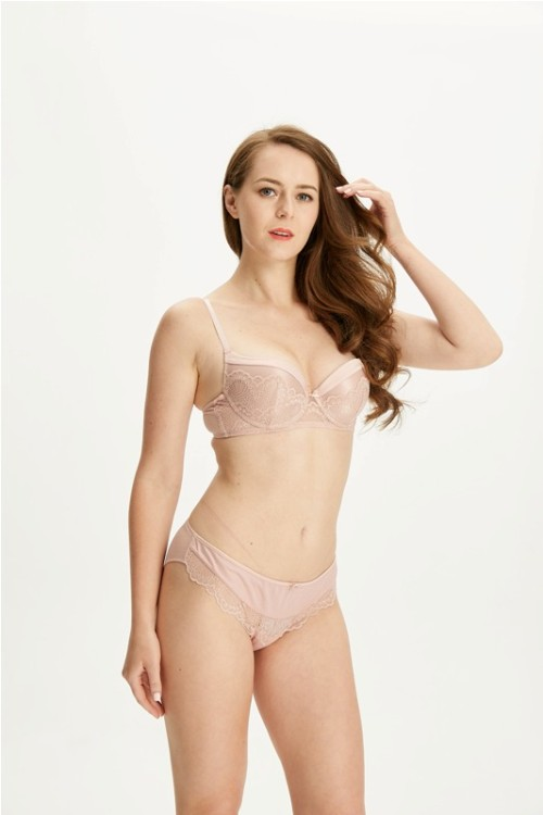 Shiny Lace&Panty set