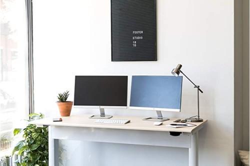 هوائي قابل للتعديل الارتفاع مكتب الكمبيوتر