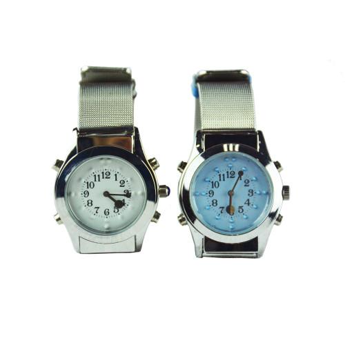 Reloj Talking Tactile