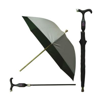 Paraguas multifuncional para bastones