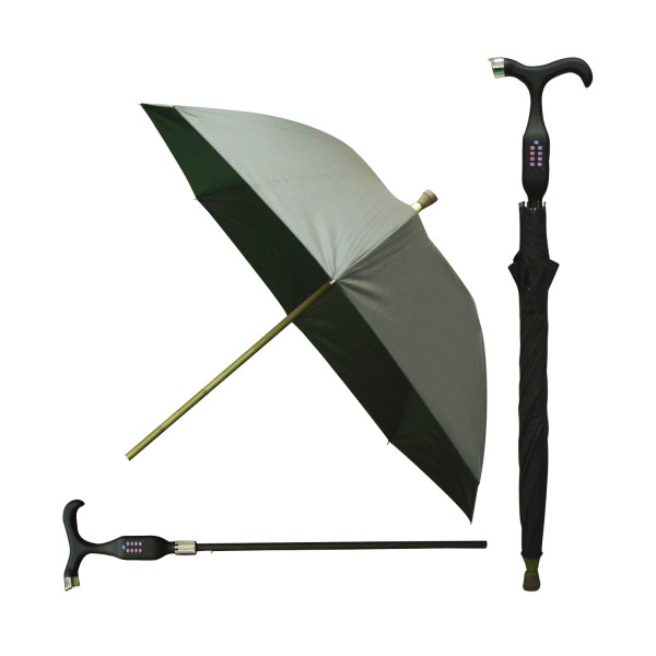Multifunctional Walking Stick Umbrella