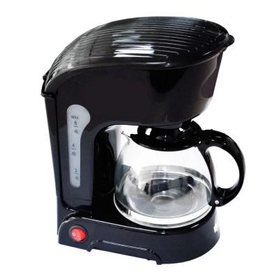 Sleek Black Coffee Maker ALK-C001