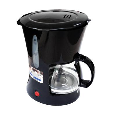 Sleek Black Coffee Maker ALK-C002