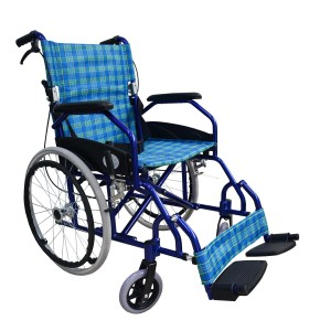 Folding Manual Wheelchair ALK863LAJ-20