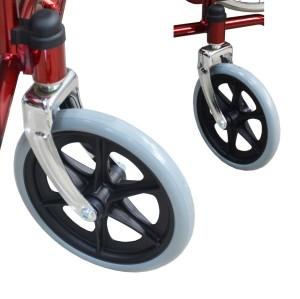Silla de ruedas manual plegable ALK875-46