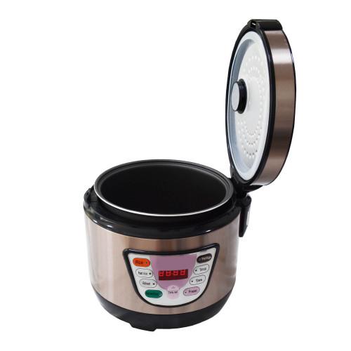 Micro cocina eléctrica para computadora