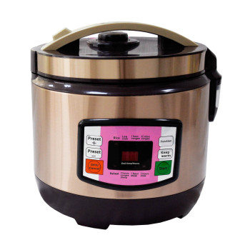 Braille Electric Rice Cooker