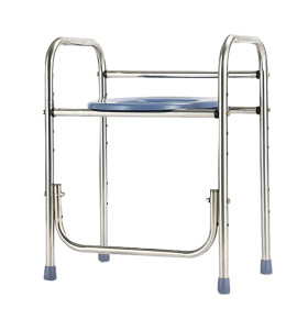 Height Adjustable Toilet Safety Frame