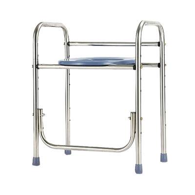 Height Adjustable Toilet Safety Frame